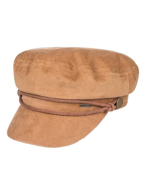 0 Years After Baker Boy Hat Brown ERJHA03530 Roxy