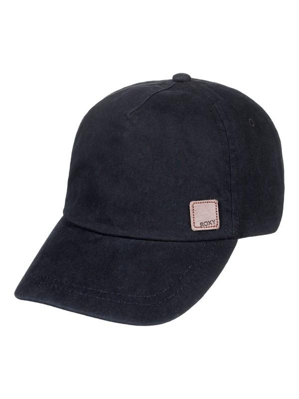 0 Extra Innings A Baseball Hat Black ERJHA03539 Roxy