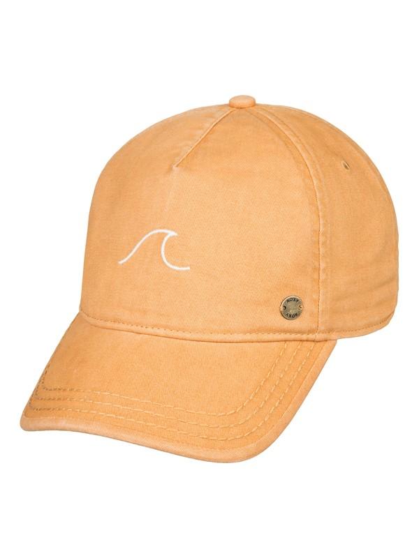 0 Next Level Baseball Hat Orange ERJHA03542 Roxy