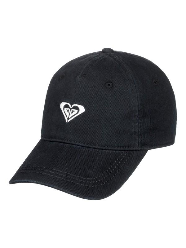 0 Dear Believer Baseball Hat Black ERJHA03544 Roxy