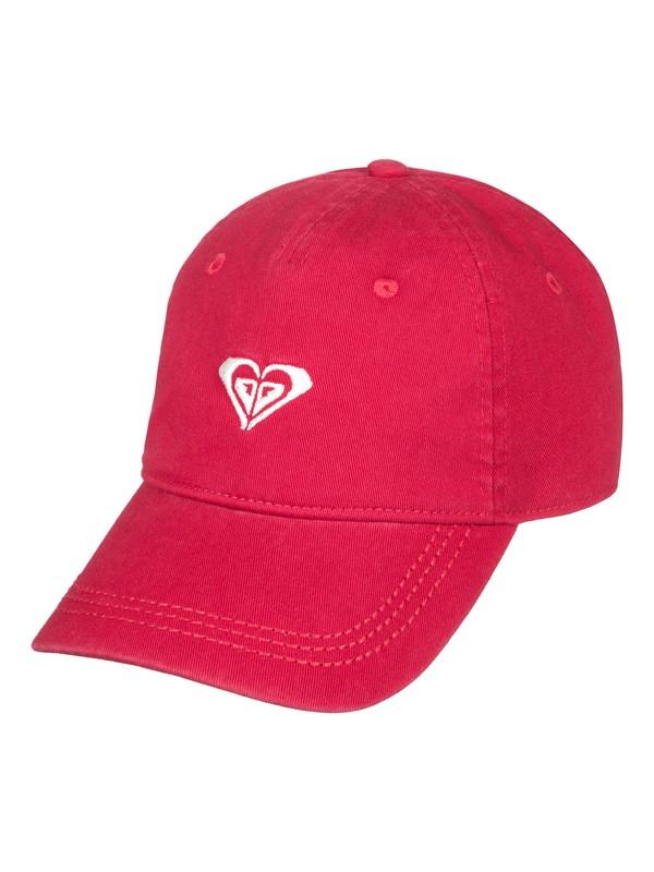0 Dear Believer Baseball Hat Red ERJHA03544 Roxy
