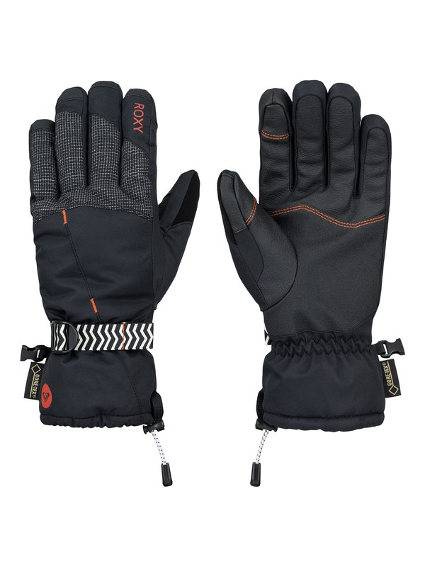 0 Crystal GORE-TEX Snowboard Gloves  ERJHN03011 Roxy
