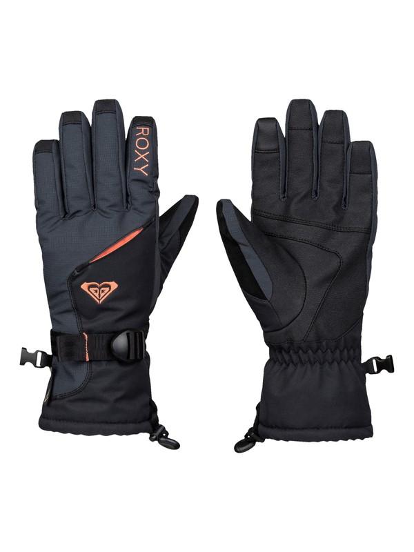 0 Crystal Snow Gloves  ERJHN03027 Roxy