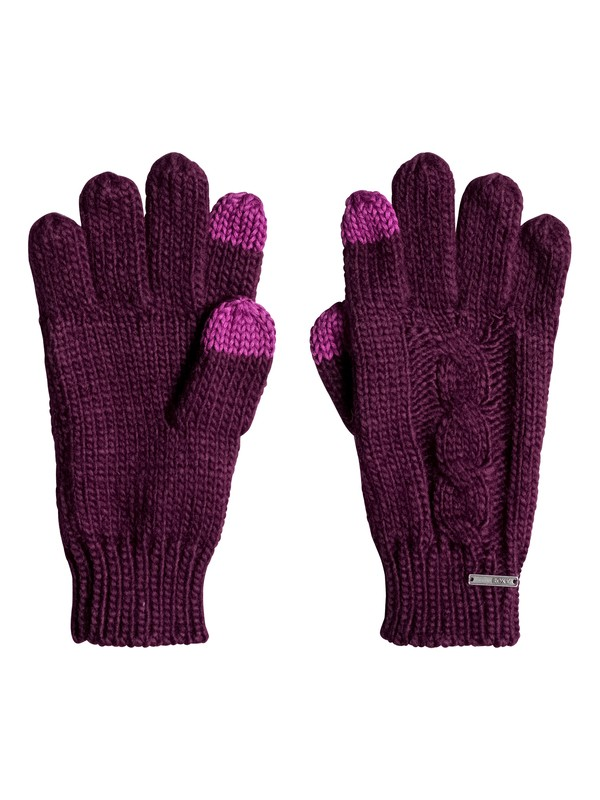 0 Winter Lov Touchscreen Gloves  ERJHN03053 Roxy