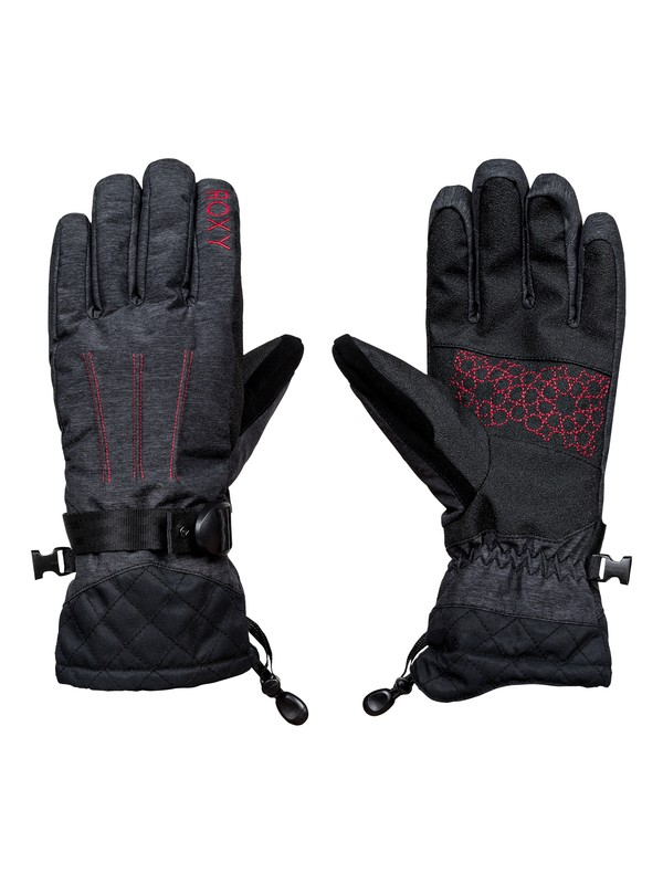 0 Big Bear  Snowboard/Ski Gloves  ERJHN03058 Roxy