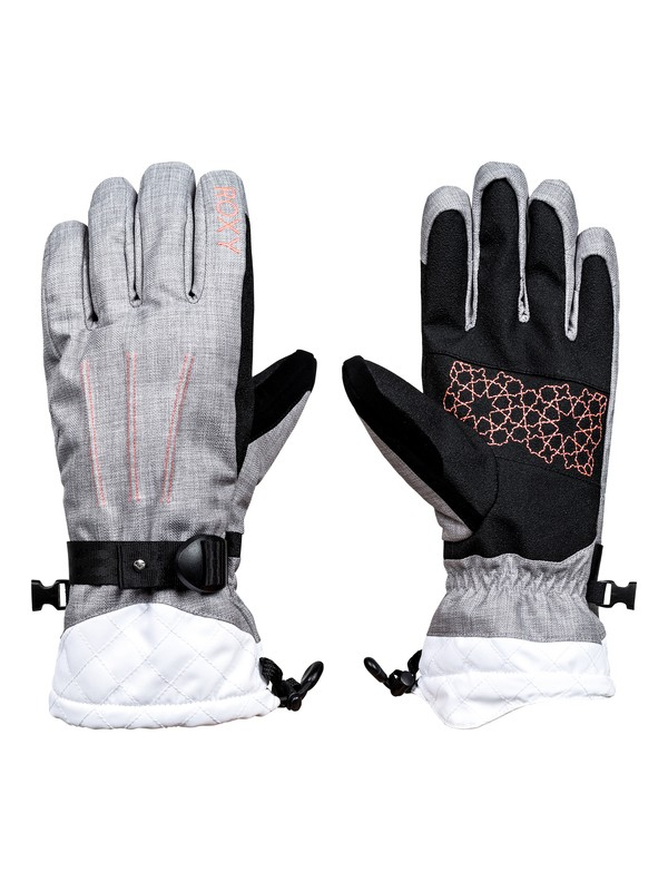 0 Big Bear Snow Gloves  ERJHN03058 Roxy