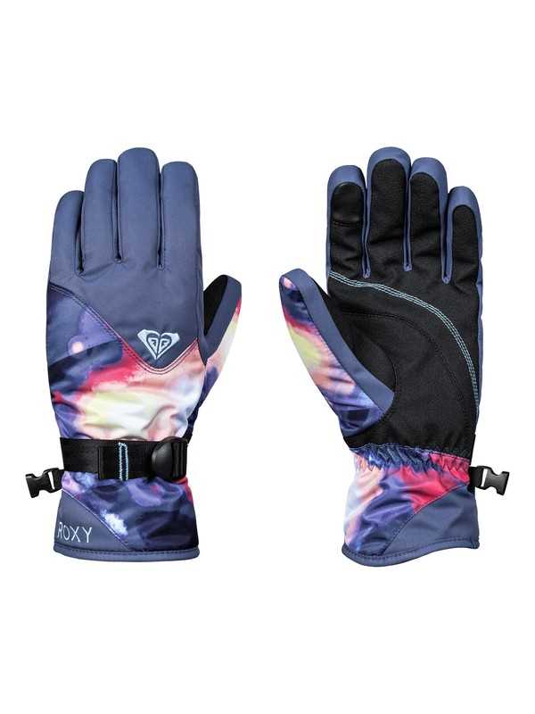 0 ROXY Jetty - Guantes para esquí/snowboard para Mujer Rosa ERJHN03097 Roxy