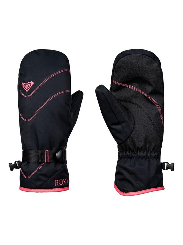 0 ROXY Jetty - Moufles de ski/snowboard pour Femme Noir ERJHN03104 Roxy