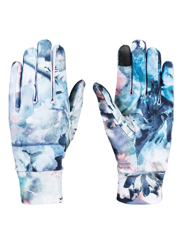0 Liner - Guantes de snowboard/esquí para Mujer Azul ERJHN03105 Roxy