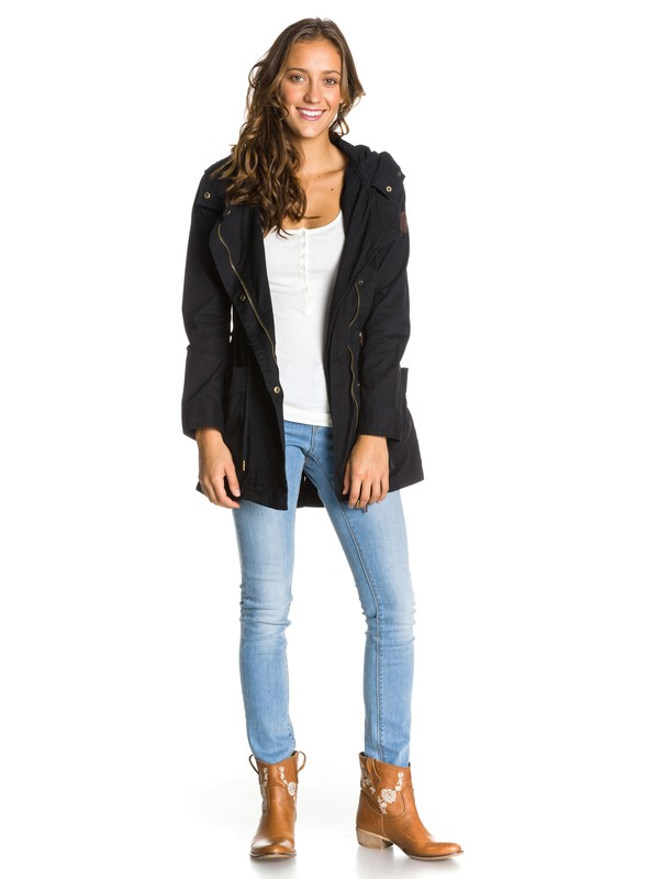 0 Cover you jacket  ERJJK00000 Roxy