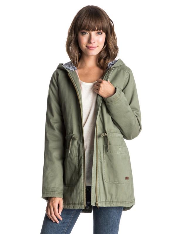 0 Primo Parka Jacket  ERJJK03072 Roxy