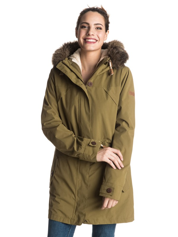 0 Amy - 3-in-1 Insulator Coat  ERJJK03127 Roxy