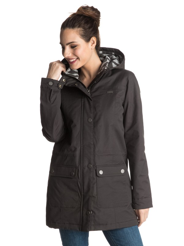 0 Piper Peak - Waterproof Parka  ERJJK03131 Roxy
