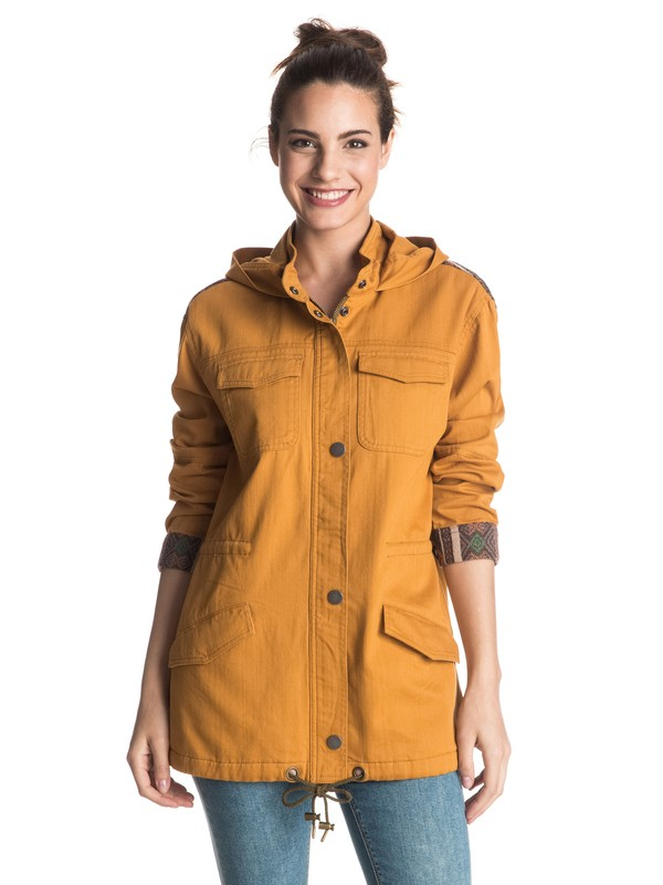 0 Fancy Durban Parka  ERJJK03161 Roxy