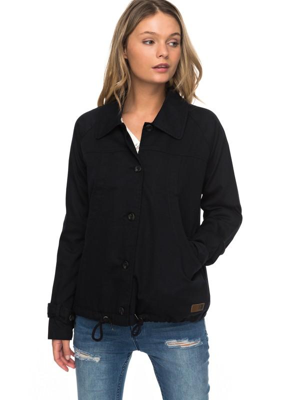 0 Dream Away Short Button-Up Jacket  ERJJK03213 Roxy