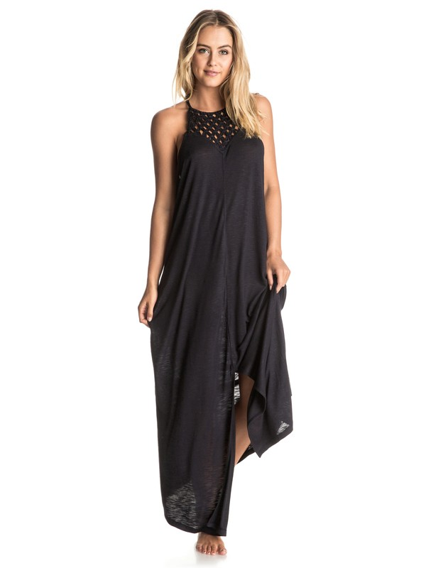 0 Vestido Maxi Someone Great  ERJKD03087 Roxy