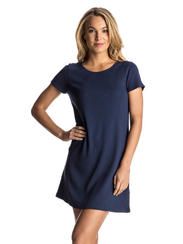 0 Another Way To Go - Short Sleeve Dress  ERJKD03121 Roxy