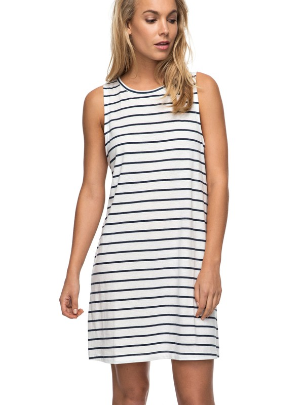 0 Just Simple Stripe Tank Dress  ERJKD03129 Roxy