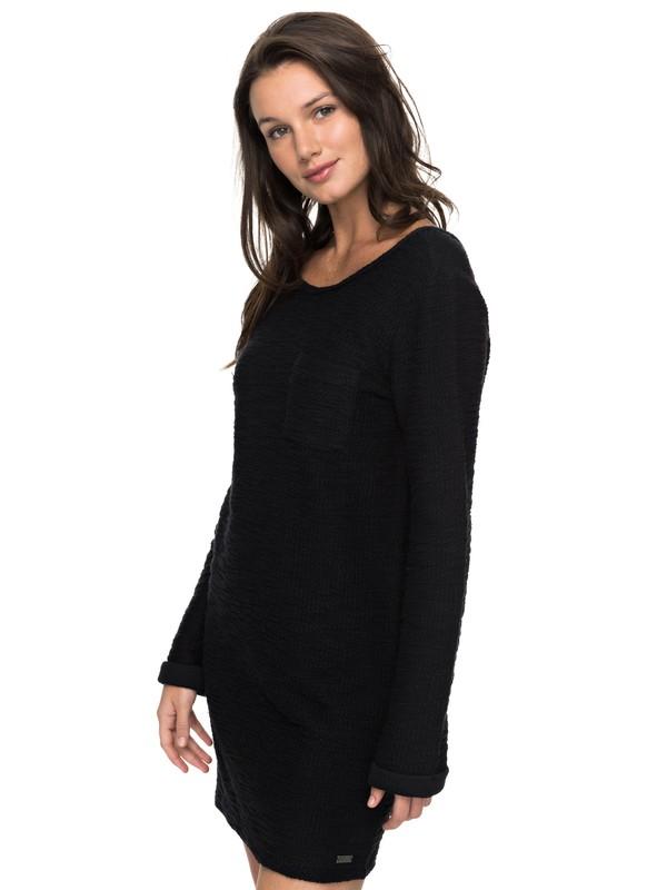 0 Oceanic Dreams - Tie-Back Jumper Dress for Women  ERJKD03137 Roxy