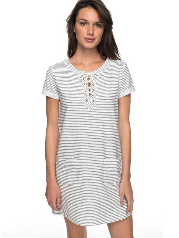 0 Beyond The Ocean  Tee Dress  ERJKD03169 Roxy