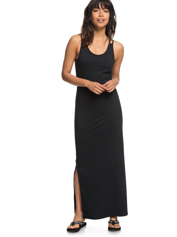 0 Love On The Line Maxi Dress  ERJKD03201 Roxy
