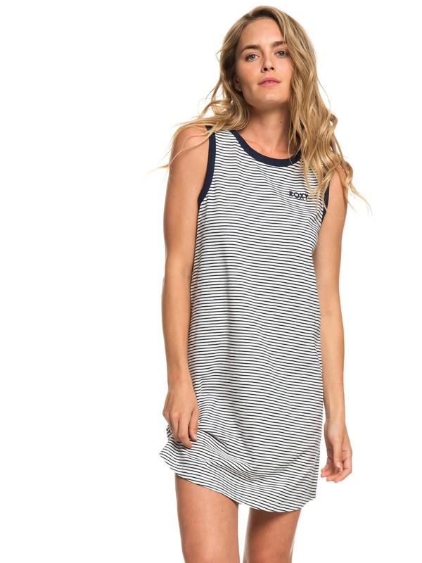 0 Love Sun Tank Dress Blue ERJKD03235 Roxy