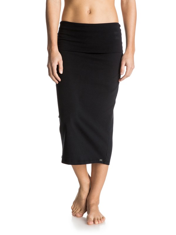 0 Bolsa Chica - Long Skirt  ERJKK03004 Roxy