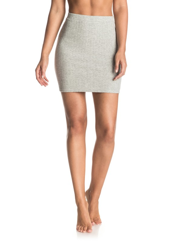 0 Thinkin Out Loud Body Con Skirt  ERJKK03013 Roxy