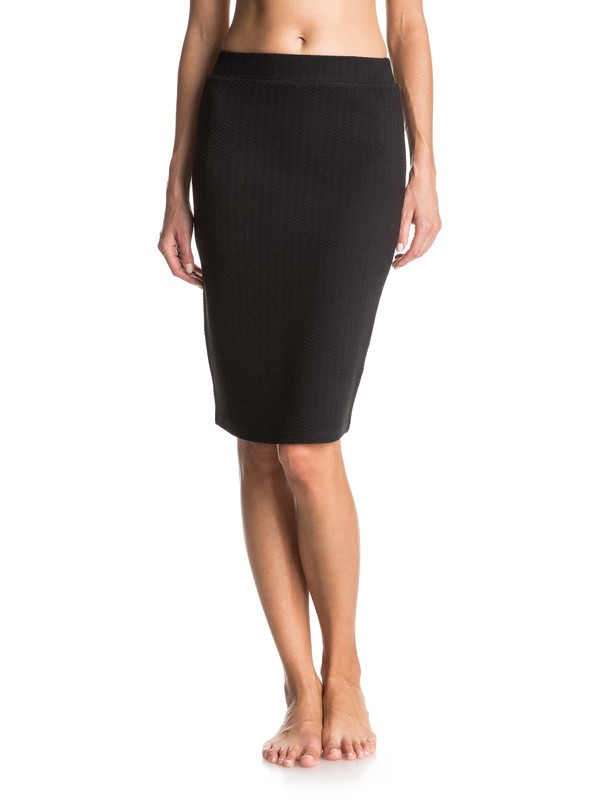 0 Call Up In Dreams Midi Bodycon Skirt  ERJKK03014 Roxy