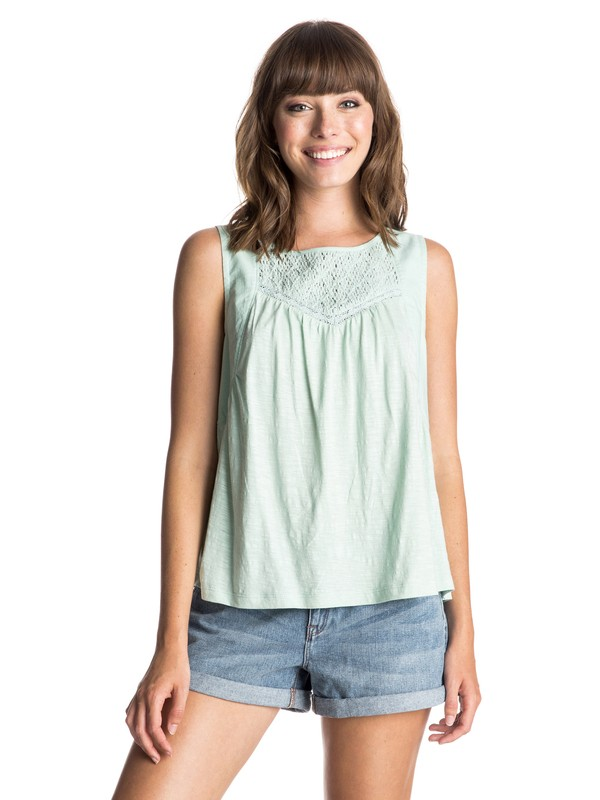 0 Coast Is Clear Tank Top  ERJKT03064 Roxy