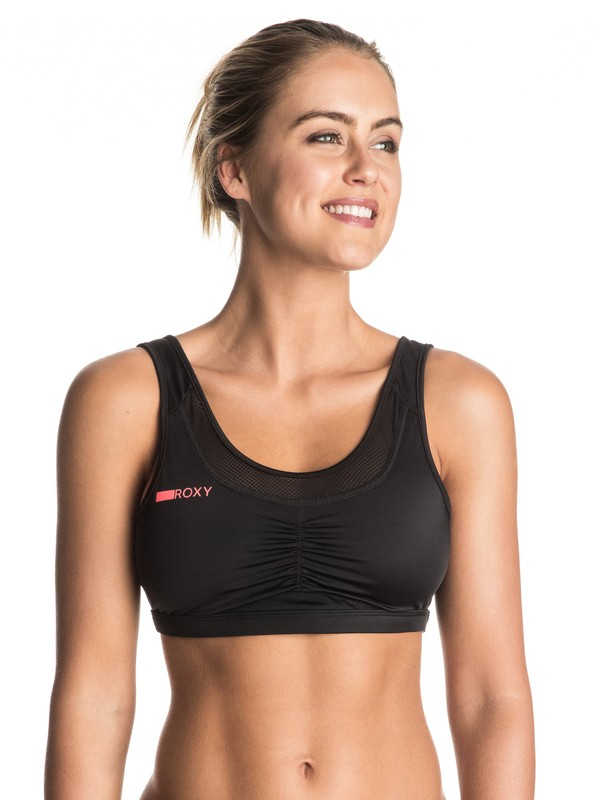 0 Lemonee Sports Bra  ERJKT03138 Roxy