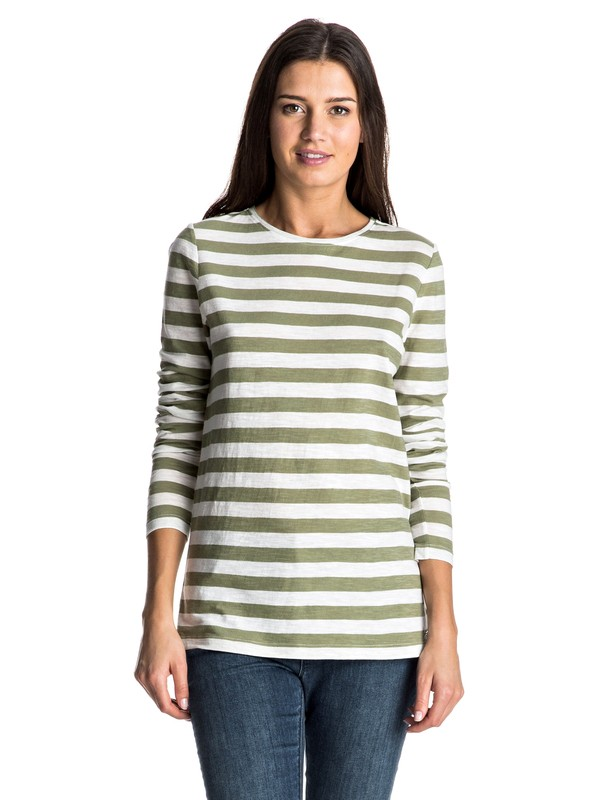 0 Zarauz Beat Stripes - Tee-Shirt à manches longues  ERJKT03195 Roxy