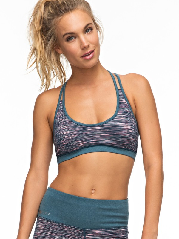 0 Nakkan Reversible Sports Bra  ERJKT03321 Roxy