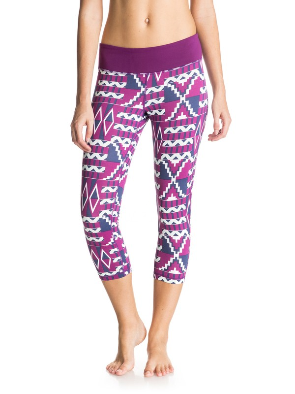 0 Own It Capris  ERJNP03008 Roxy
