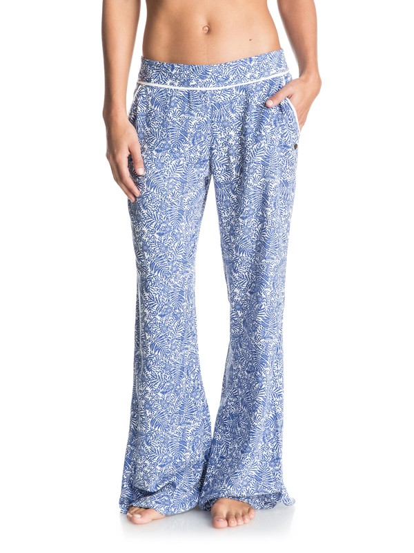 0 Summer Sessions Palazzo Pants  ERJNP03034 Roxy