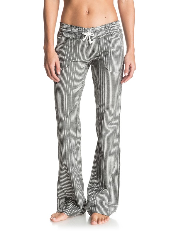 0 Oceanside Stripe  Beach Pants  ERJNP03036 Roxy