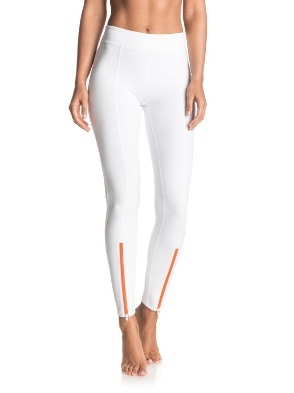 0 ROXY & Courrèges Running Pants  ERJNP03065 Roxy