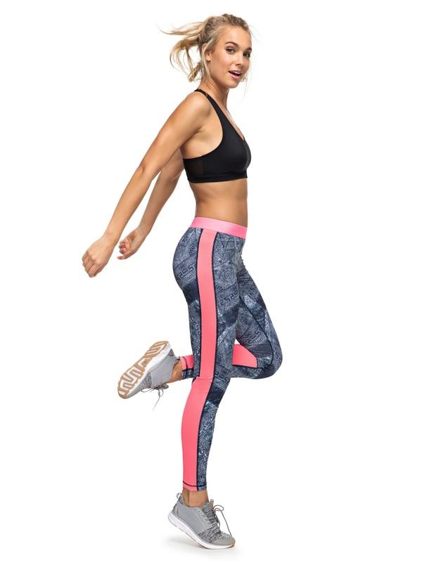 0 Спортивные штаны Keep It Warm Синий ERJNP03113 Roxy