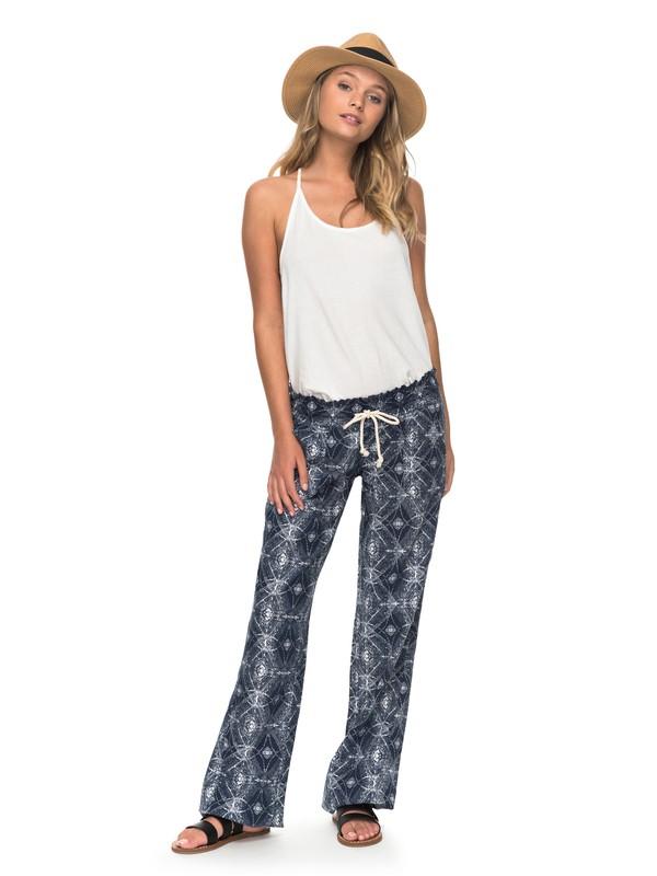 0 Pantalones de Playa Oceanside  ERJNP03144 Roxy