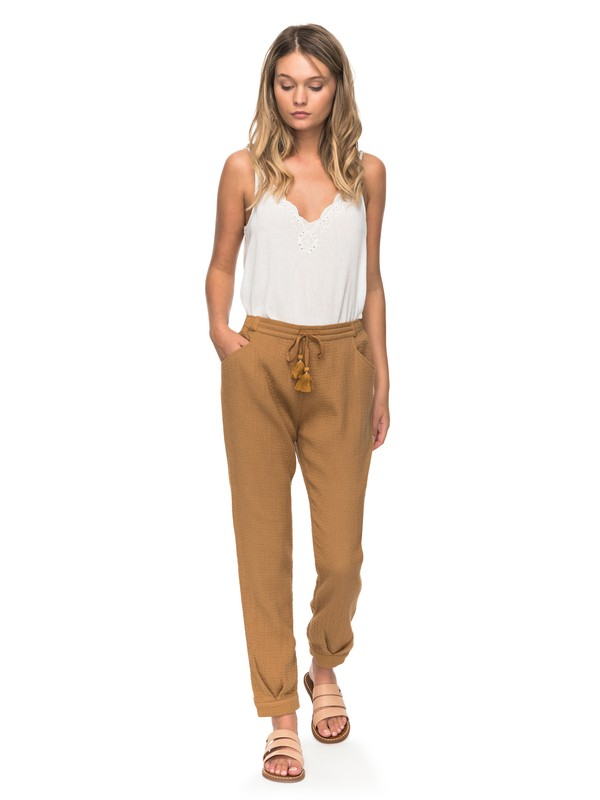 0 To Hunt The Love Pull On Pants  ERJNP03148 Roxy