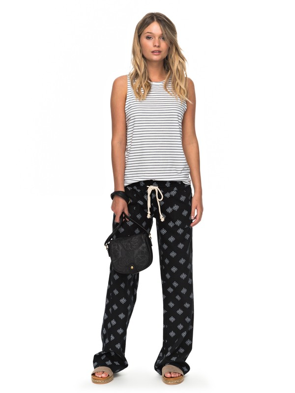 0 Oceanside  Beach Pants  ERJNP03155 Roxy