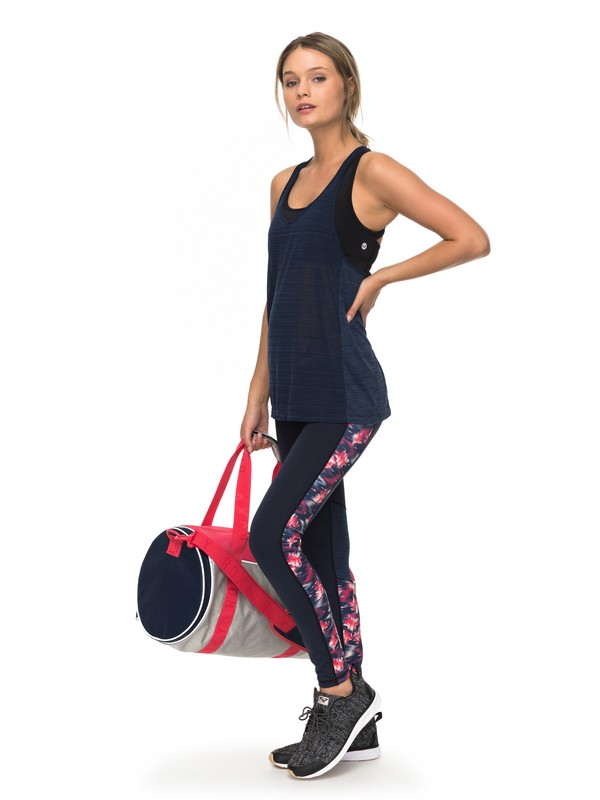 0 Spy Game Technical Leggings Pink ERJNP03165 Roxy