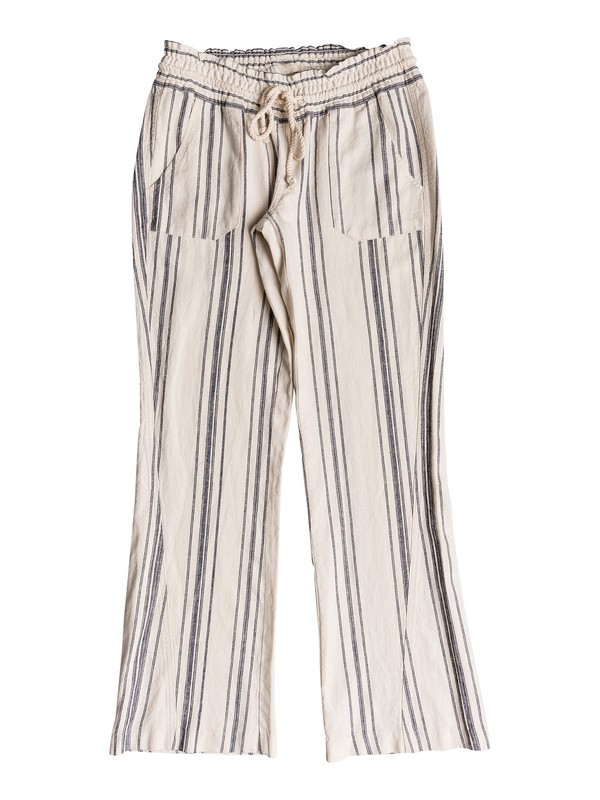 0 Oceanside  Beach Pants  ERJNP03185 Roxy