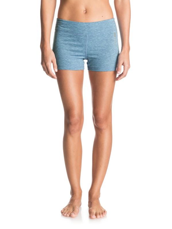 "0 Imanee Heather 3"" Shorts  ERJNS03090 Roxy"
