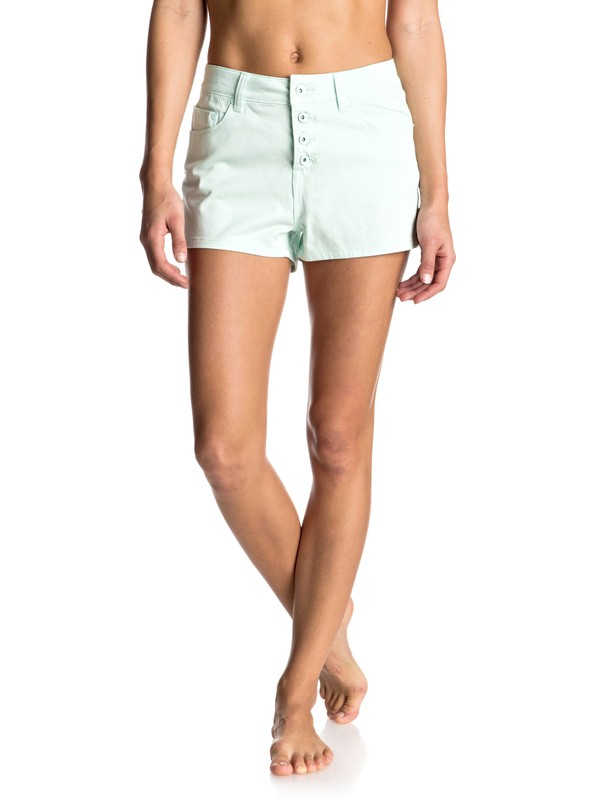 0 Mission To Glory - High Waisted Shorts  ERJNS03098 Roxy
