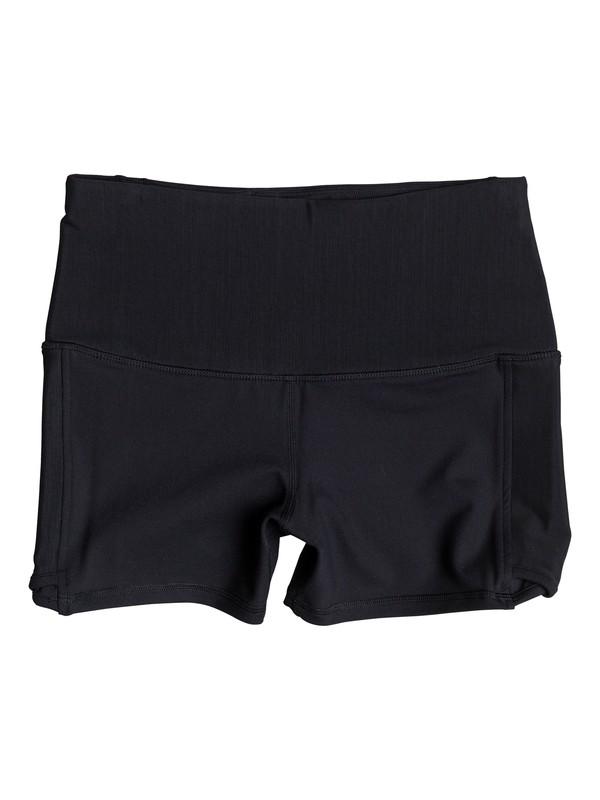 0 Lost Seaside - Technical Shorts Black ERJNS03143 Roxy