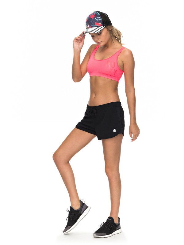 0 All In Time Technical Shorts Black ERJNS03150 Roxy