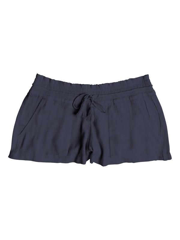 0 Oceanside Beach Shorts Blue ERJNS03164 Roxy