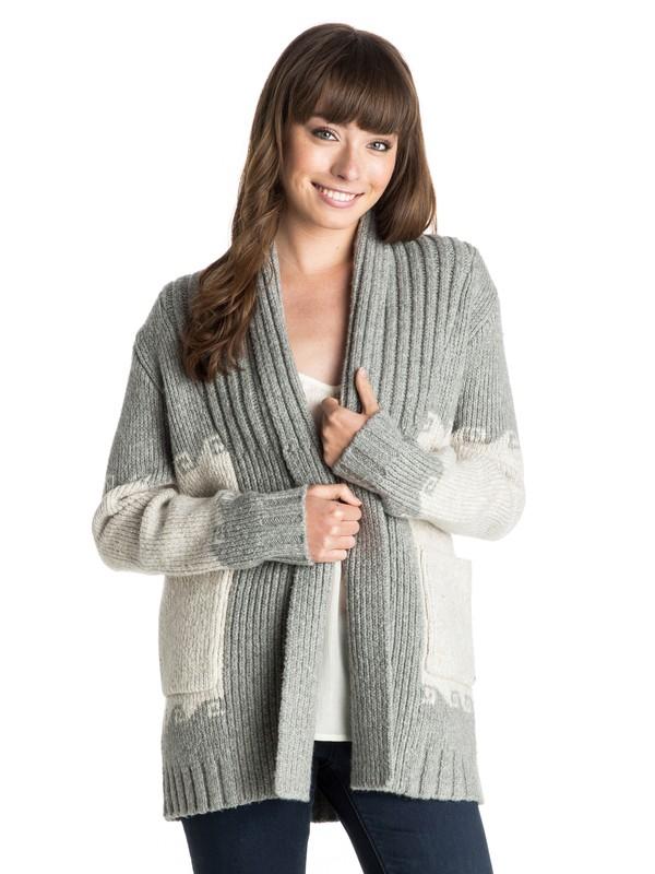 0 Days Drift By Sweater  ERJSW03072 Roxy
