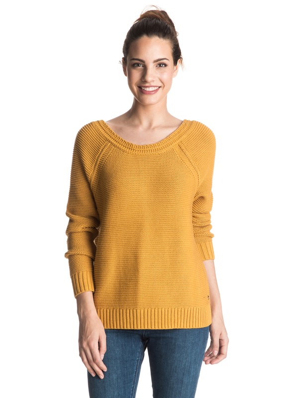 0 Lost Coastlines Sweater  ERJSW03151 Roxy